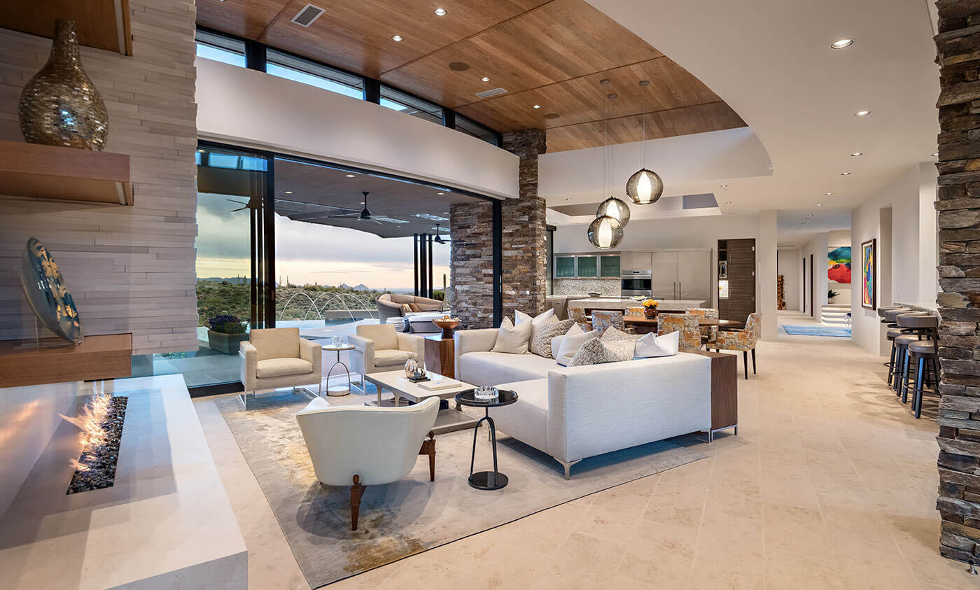 Setting out the décor and enhancing the overall interiors of your villa is not an easy job in most cases people lack the creative instinct as well as the